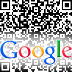 QR code using the Google Charts API